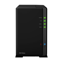 Picture of NAS Synology DS218play Diskstation 2-bay