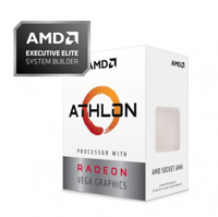 Picture of AMD AM4 Athlon 200GE 2 cores 3.2GHz Box