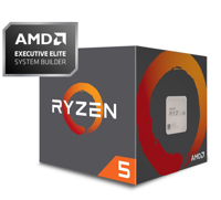 Picture of AMD AM4 Ryzen 5 1400 4 cores 3.2GHz (3.4GHz) BOX