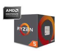 Picture of AMD Ryzen 5 1600X 6 cores 3.6GHz (4.0GHz) BOX