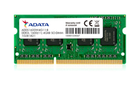Picture of AData 4GB SODIMM DDR3L 1600MHz ADDS1600W4G11