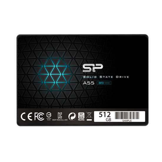 """Picture of Silicon Power SSD 512GB 2.5"""""""