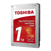 """Picture of Toshiba HDD 1TB 3.5"""" P300"""