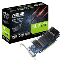 Picture of ASUS nVidia GeForce GT 1030 2GB GDDR5 HDMI DVI GT1030-SL-2G-BRK 64bit