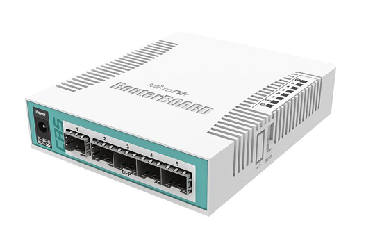 Picture of MIKROTIK CRS106-1C-5S