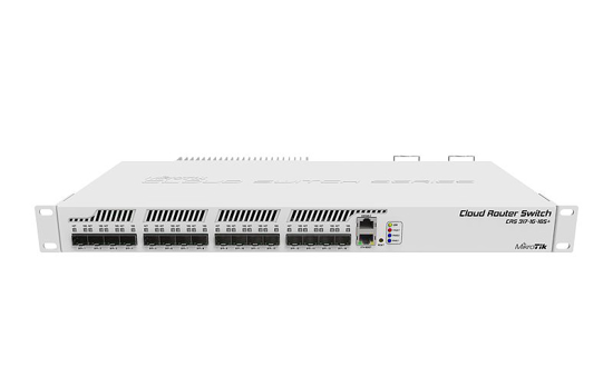 Picture of Mikrotik CRS317-1G-16S+RM