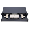 Picture of EXTRALINK 24 CORE FIBER OPTIC PATCH PANEL BLACK