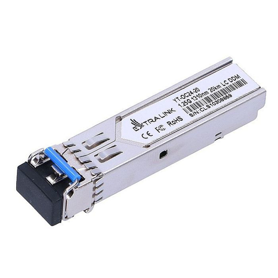 Picture of EXTRALINK SFP 1.25G 1310NM 20KM SM DDM