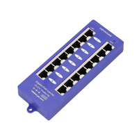 Picture of EXTRALINK POE INJECTOR 8 PORT GIGABIT