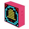 Picture of Divoom Timebox LED BT speaker hot pink