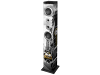 Picture of TREVI XT 104 BT 50W TAXI 2.1 Amplified Tower Speaker