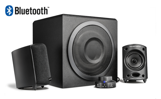 Picture of Wavemaster MOODY BT 65W BLACK 2.1