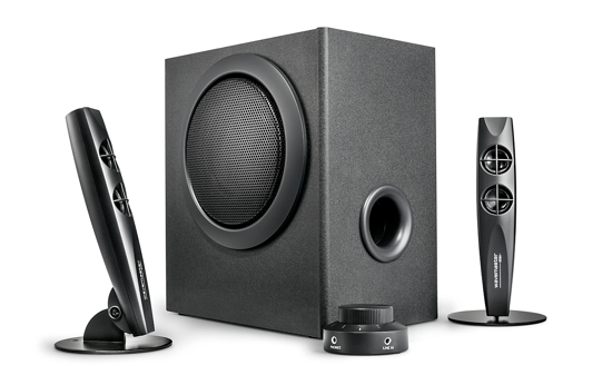 Picture of Wavemaster STAX 46W BLACK 2.1