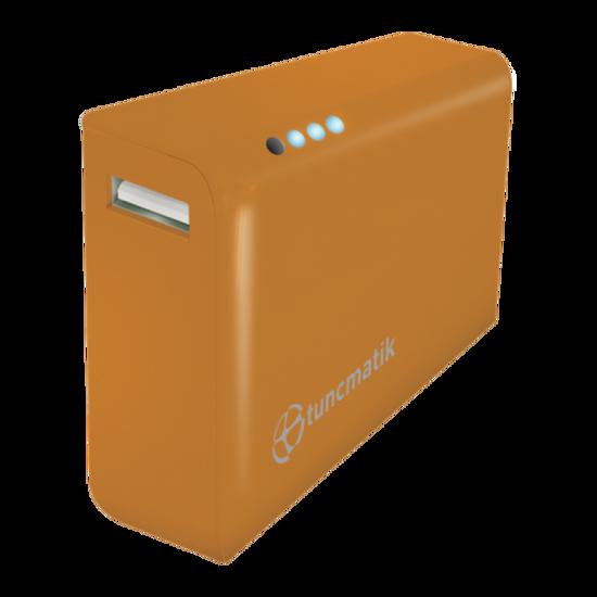 Picture of Tuncmatik Mini Charge 5000mAh PowerBank Orange