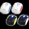 Picture of LogiLink Cooper - Mini Optical USB Mouse, 1000 dpi, Black/White