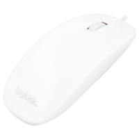 Picture of LogiLink Mouse Optical Beli flat