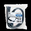 Picture of LogiLink  fleksibilna zaštita za kablove sa rajfešlusom 1m x 50mm crna