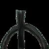 Picture of LogiLink fleksibilni dršač kablova 1.8m crni