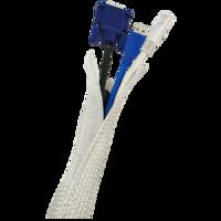 Picture of LogiLink fleksibilni dršač kablova 1.8m sivi