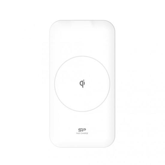 Picture of Silicon Power QI210 Bežični punjač Qi(WPC), 5W/10W White