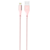 Picture of Silicon Power Boost Link LK30AL USB cable / Ligthning APPLE Pink