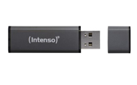 Picture of INTENSO USB flash 2.0 16GB Alu Line Anthracite