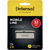 Picture of INTENSO USB flash 2.0 32GB Mini Mobile Line