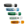 Picture of INTENSO USB flash 2.0 32GB Rainbow Line transparent