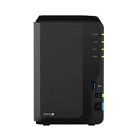 Picture of NAS Synology DS218+ Diskstation 2-bay