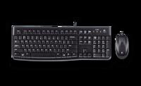 Picture of Logitech MK120 Wired Desktop YU + miš, USB
