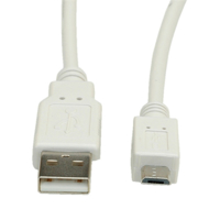 Picture of Secomp USB2.0 A-MicroB M/M 0.8m