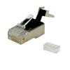 Picture of Secomp Roline Konektor RJ45 Cat6 Modular Plug