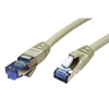 Picture of Secomp Value SFTP PatchCord Cat6A grey 3.0m