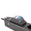 Picture of LanPlus PDU 220V LP-1.5U-6SCH-2P