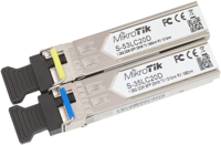 Picture of Mikrotik S-3553LC20D PAIR OF SFP MODULES