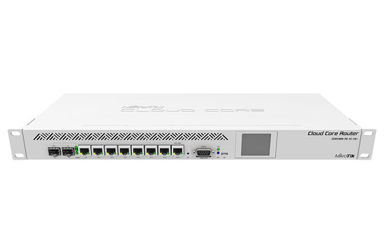 Picture of MikroTik CCR1009-7G-1C-1S+