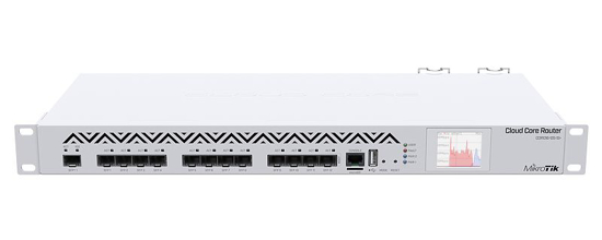 Picture of Mikrotik CCR1016-12S-1S+
