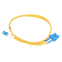 Picture of Extralink Patchcord SM SC/UPC-LC/UPC Duplex 3.0mm, 3m