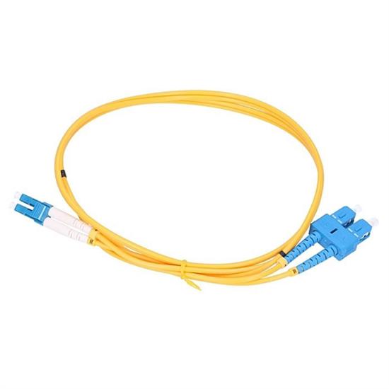 Picture of Extralink Patchcord SM SC/UPC-LC/UPC Duplex 3.0mm, 5m