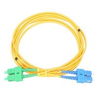 Picture of Extralink Patchcord SM SC/UPC-SC/APC Duplex G652D PVC 3.0mm, 2.0m