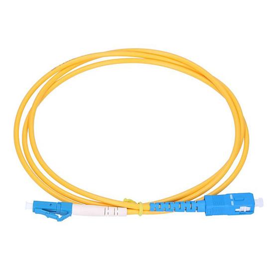 Picture of Extralink Patchcord SM LC/UPC-SC/UPC Sim 3.0mm, 3m