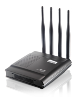 Picture of Netis Wireless N Router DUAL BAND, 4 x 5dBi antenna, 10/100/1000, WF2780