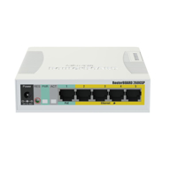 Picture of Mikrotik 260GSP CSS106-1G-4P-1S