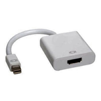 Picture of E-GREEN Adapter Mini DisplayPort (M) - HDMI (F)