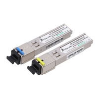 Picture of EXTRALINK SFP 1.25G WDM BIDI 1310/1550NM 20KM DDM 2PCS SC