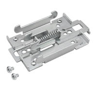 Picture of Teltonika DIN Rail Kit for 35mm rail, Low Carbon Steel