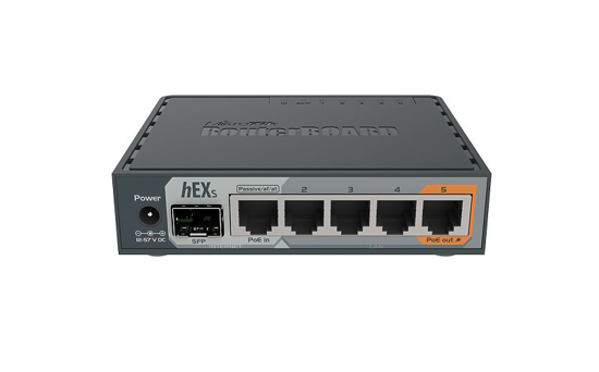 Picture of MikroTik RB760iGS hEX S