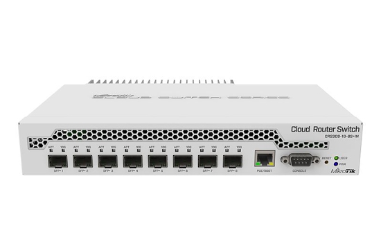 Picture of MIKROTIK CRS309-1G-8S+IN