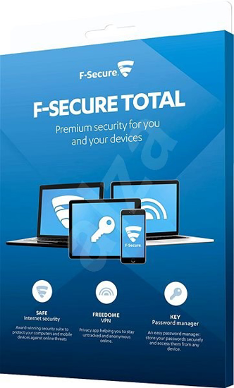 Picture of F‑Secure TOTAL