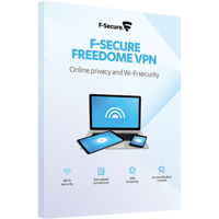 Picture of F-Secure FREEDOME VPN